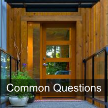 Architrave Common Questions